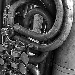 "photo ""Trompete"""