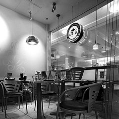 "фото ""Ночное кафе"""