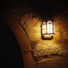 """photo """"Door lamp"""""""