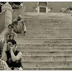 """photo """"Rome - a calmnessland"""""""