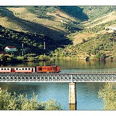 """фото """"Quem sobe o Douro (Portugal)"""""""
