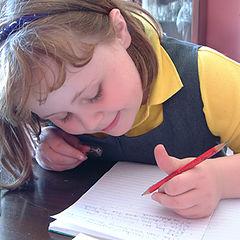 "фото ""Sara`s Homework"""
