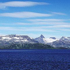 """фото """"blue in troll land (tyin, norge)"""""""