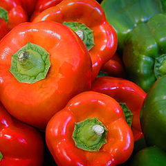 """фото """"Red & Green Peppers"""""""