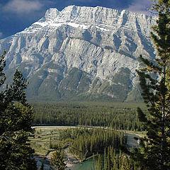 "фото ""Canadian Rockies"""