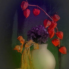 """фото """"Still Life with Dried Flowers"""""""