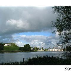 "фото ""Evening by Loch Erne"""