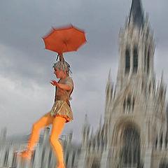 """photo """"Mary Poppins"""""""