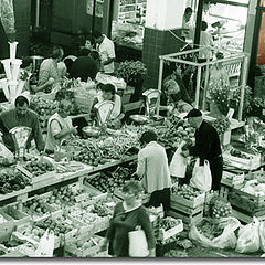 """photo """"Market-Place"""""""