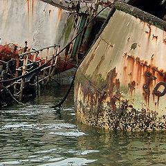 "фото ""Wreckage"""