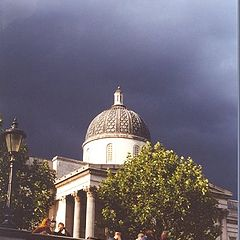 """photo """"""""storm over the gallery"""""""""""
