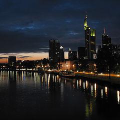 """фото """"Frankfurt am Main"""""""