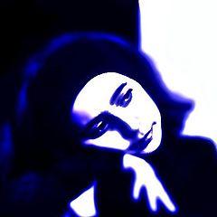 """фото """"Blue Portrait"""""""