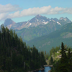 "photo ""Cascade Range"""