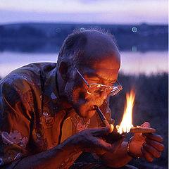 "photo ""Cigarette-lighter 2"""