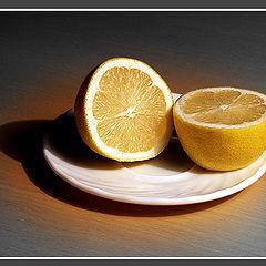 "photo ""Lemon"""