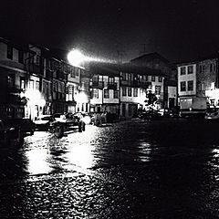"photo ""rain square"""