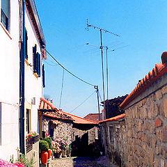 "фото ""A medieval villa (Trancoso/Portugal)"""
