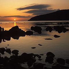 """фото """"Утро на побережье Японского моря"""""""