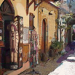 """photo """"Cigarstore, Old City, Rhodos"""""""