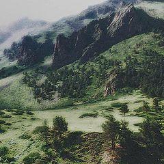 """фото """"сон про горы"""""""