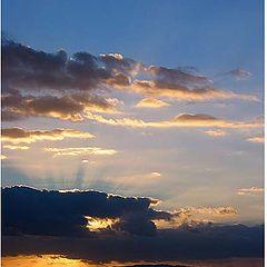 """фото """"God`s Light #2"""""""