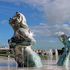 """фото """"Mermaid... to Rosa Maria"""""""