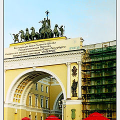 """photo """"Old and New Colors of St. Petersbourg"""""""
