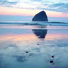 """фото """"Blue Sunset"""""""