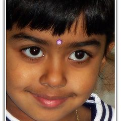 "photo ""Indian girl"""