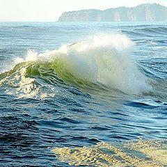 """фото """"Waves like satin"""""""