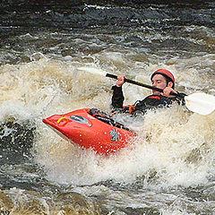 "фото ""Canoeing at Sligo"""