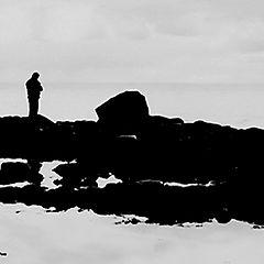 """фото """"Долгий путь вдоль берега моря"""""""