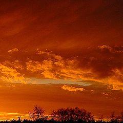 "photo ""...fire sky..."""