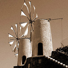 """фото """"Greek mills"""""""