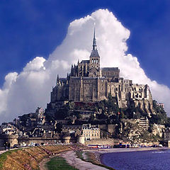 """фото """"Mt St. Michael"""""""