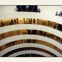 "фото ""Guggenheim Museum #3"""