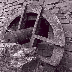 "photo ""Wheel of the History (#2)"""