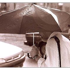 """фото """"Сквозь золотой дождь..."""""""