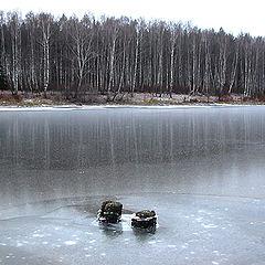 """фото """"Первый лёд"""""""
