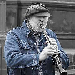 """фото """"A Clarinettist"""""""