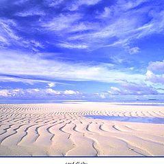 "photo ""...sand & sky..."""