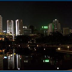 "photo ""Kuola Lumpur`s night"""