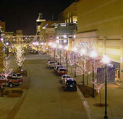 "photo ""Night at the Salt Lake City"""