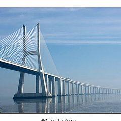 "фото ""Vasco da Gama bridge I"""