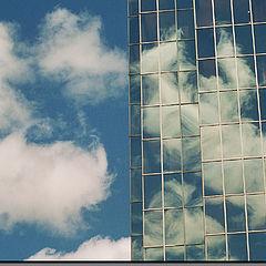 "photo ""Two Skies"""