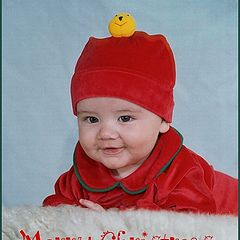 "фото ""Merry Christmas to All"""