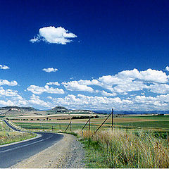"""фото """"Countryside in South Africa"""""""