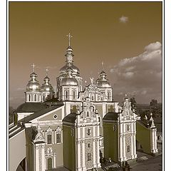 "photo ""Michael`s cathedral (variant)"""