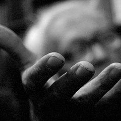 """фото """"Руки его - как ослепшие птицы"""""""